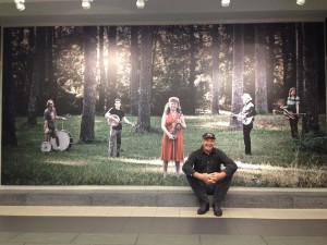 Jackson International Airport Mural