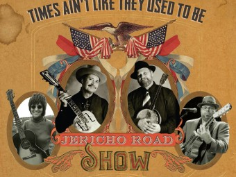 The JERICHO ROAD SHOW Vol 3 (2015 HooDoo Records)