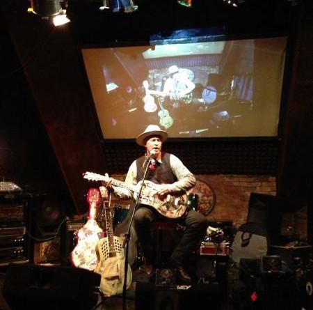 Hobgoblin Shibuya June 5, 2016 Rambling Steve Gardner