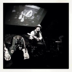 Rambling Steve Gardner Big Leg Roots & Blues