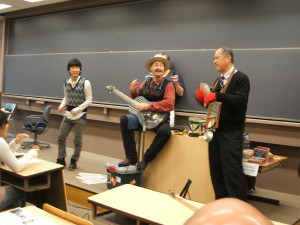 Roots & Blues Workshop Meiji University