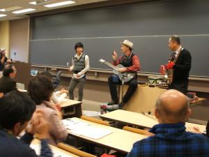 Roots & Blues Workshop Meiji University