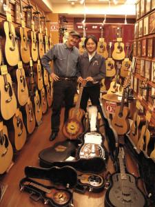 Rambling Steve Gardner & Nobu ORIMOTO Shimokura Music