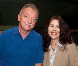 Chris Vandercook and Beth-Ann Kozlovich