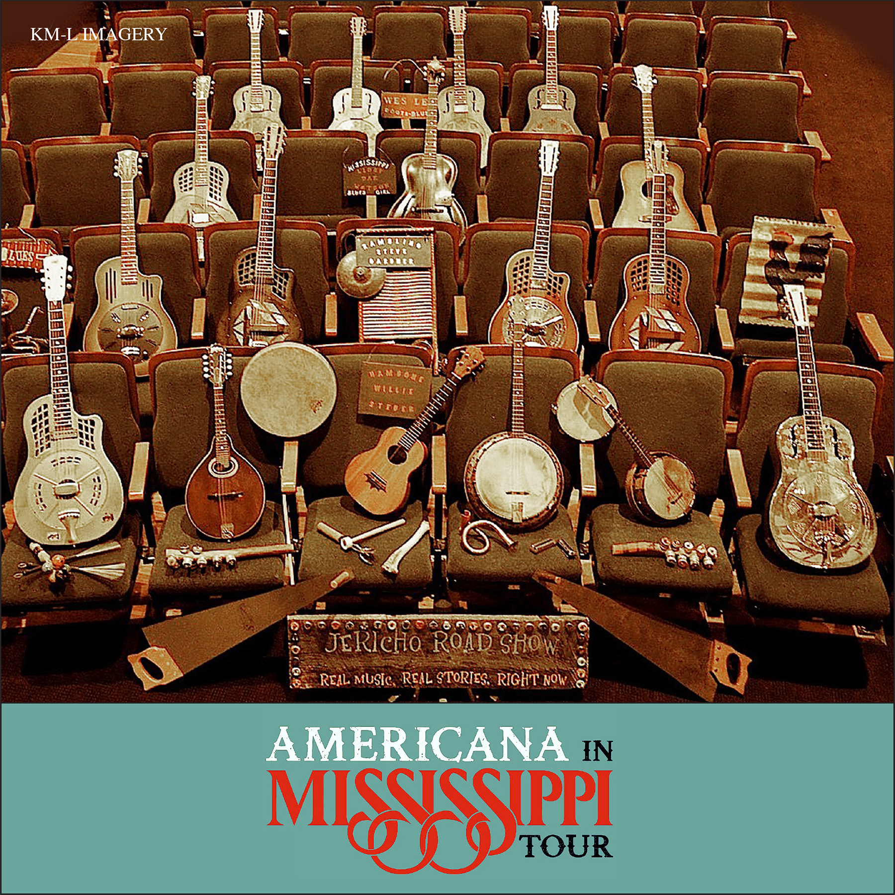 Americana MS. Tour 2016/Jericho Road Show Gallery