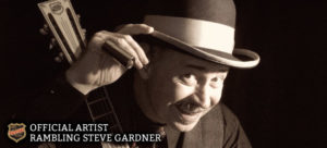 Rambling Steve Gardner Big Leg Roots & Blues!