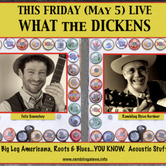 5/5/2017 (FRIDAY)  What the Dickens