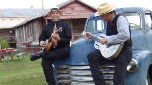 Rambling Steve Gardner & Bill Steber Big Leg Acoustic Stuff!