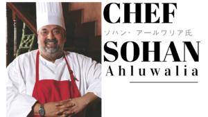 Chef Sohan