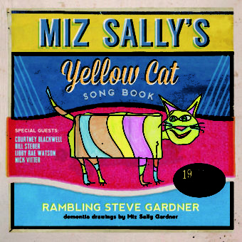 MIZ SALLY'S YELLOW CAT SONG BOOK