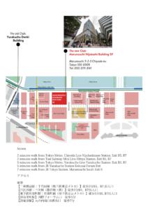 FCCJ Map