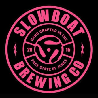 SLOW BOAT BREWING CO. FRI. AUG. 30