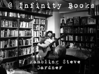 OCT 4 FIRST FRIDAY INFINITY BOOKS