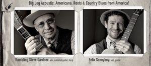 Rambling Steve Gardner & Felix Sonnyboy